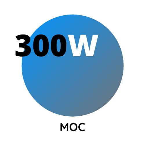 moc-300W