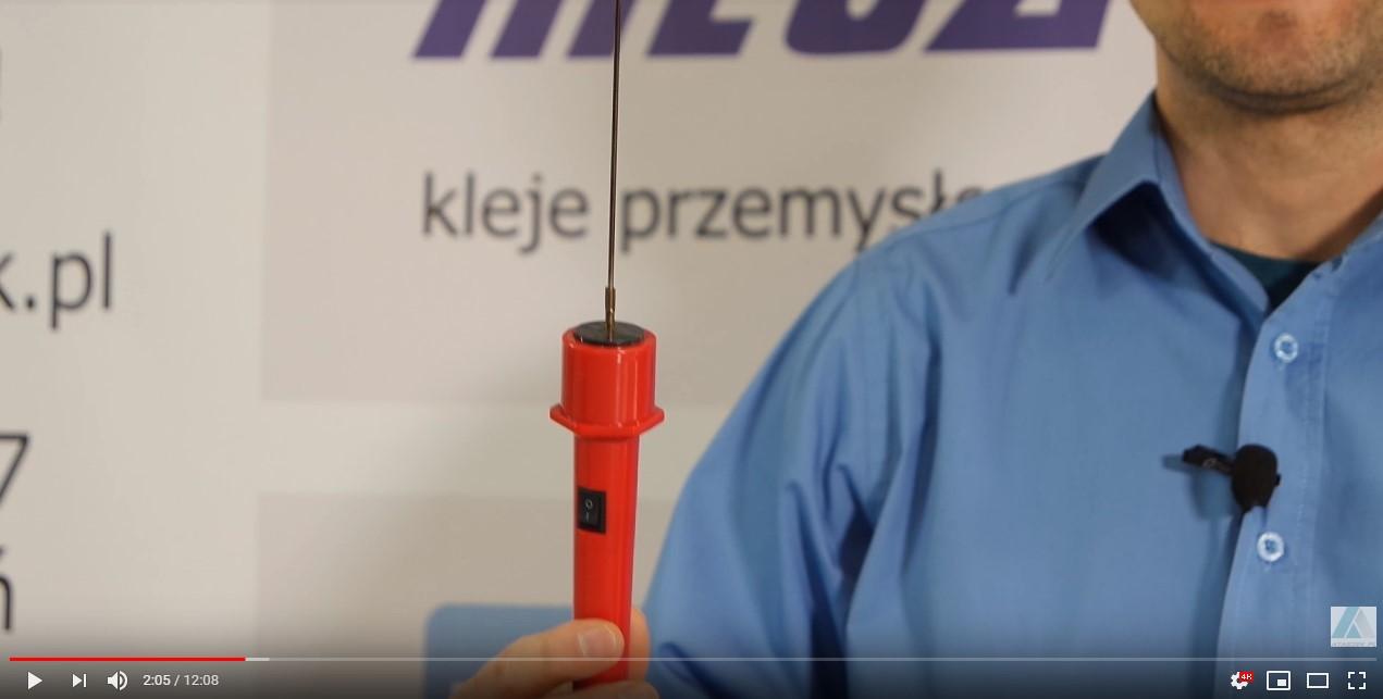 Nóż termiczny H2