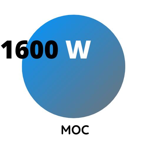 moc-1600W