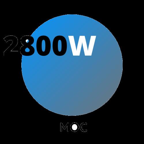 moc-2800W