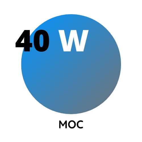 moc-40W