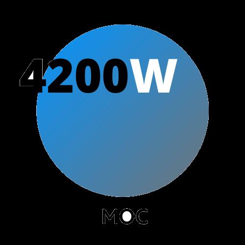 moc-4200W