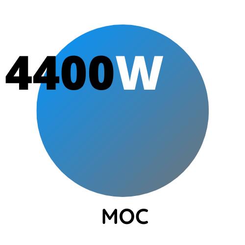 moc-4400W