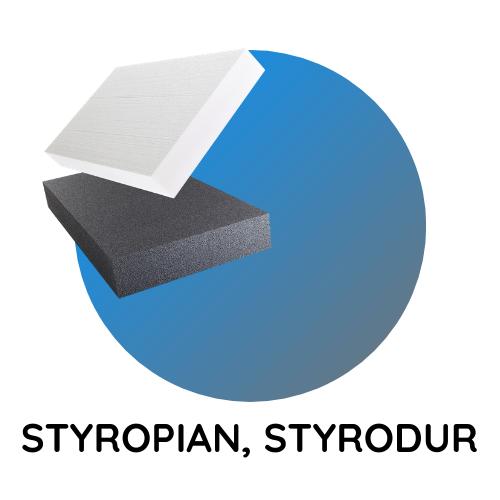 styropian-styrodur