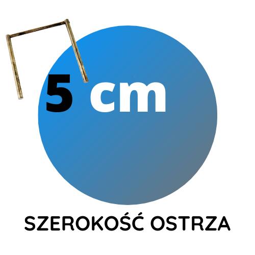 szerokość-ostrza