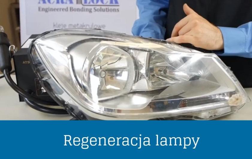 Regeneracja Lamp Samochodowej Ataszek Pl
