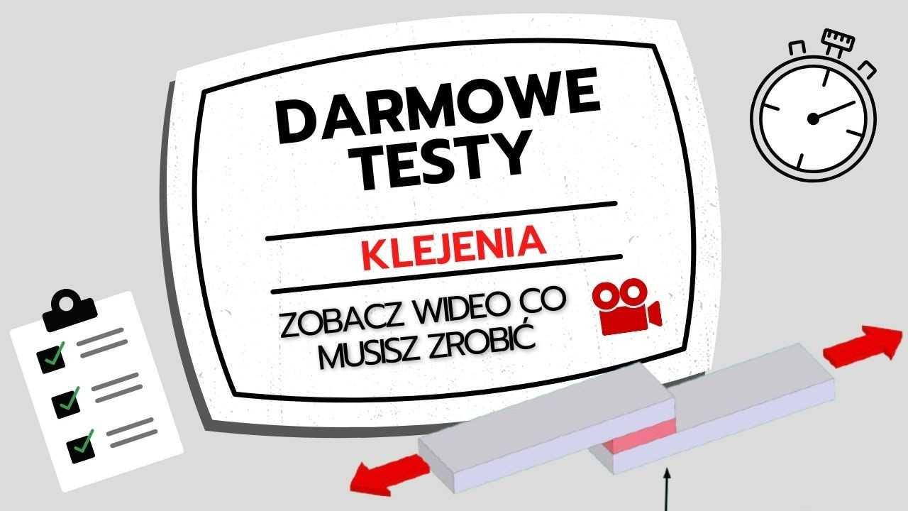 test-kleju